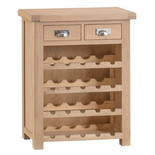 Oakham Washed Small Wine Rack